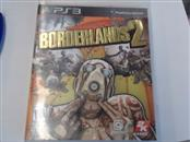 BORDERLANDS 2 PS3 GAME